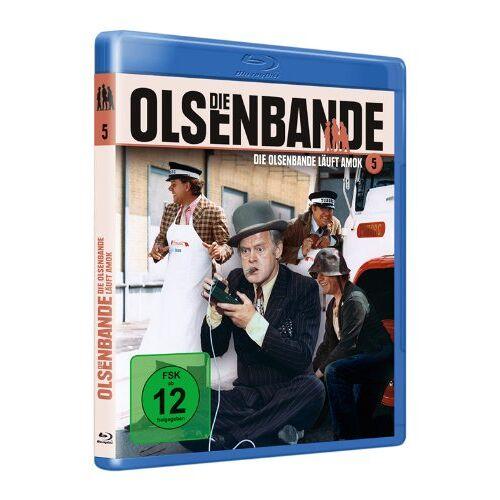Erik Balling - Die Olsenbande läuft Amok [Blu-ray] - Preis vom 20.10.2020 04:55:35 h