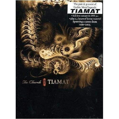 Tiamat - The Church of Tiamat - Preis vom 23.01.2021 06:00:26 h