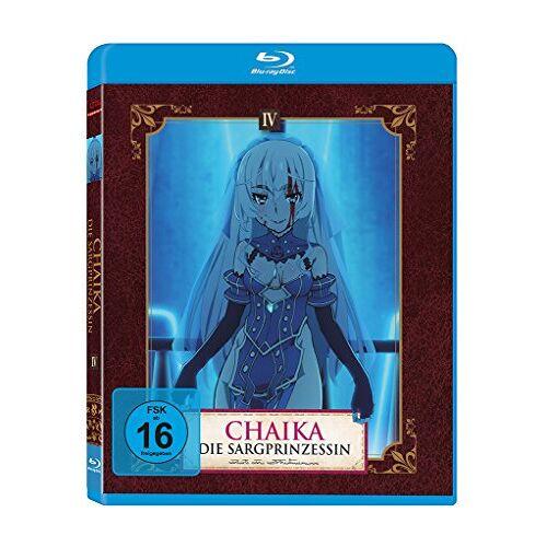 - Chaika, die Sargprinzessin - Staffel 1 - Vol.4 [Blu-ray] - Preis vom 06.09.2020 04:54:28 h