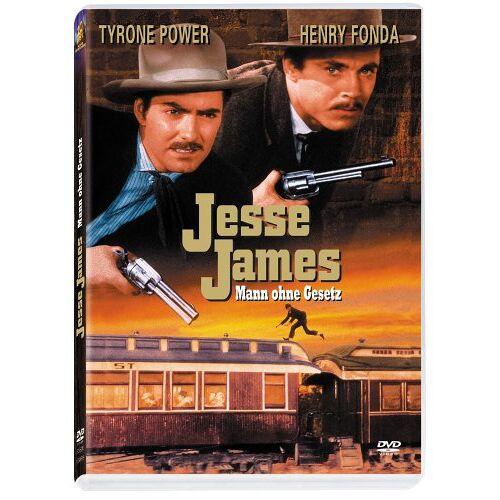 Henry King - Jesse James - Mann ohne Gesetz - Preis vom 18.04.2021 04:52:10 h