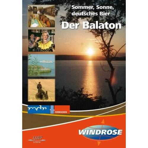 Mdr - Der Balaton - Sommer, Sonne, deutsches Bier - Preis vom 18.10.2020 04:52:00 h