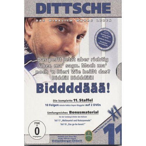 Olli Dittrich - Dittsche: Das wirklich wahre Leben - Die komplette 11. Staffel [2 DVDs] - Preis vom 10.04.2021 04:53:14 h