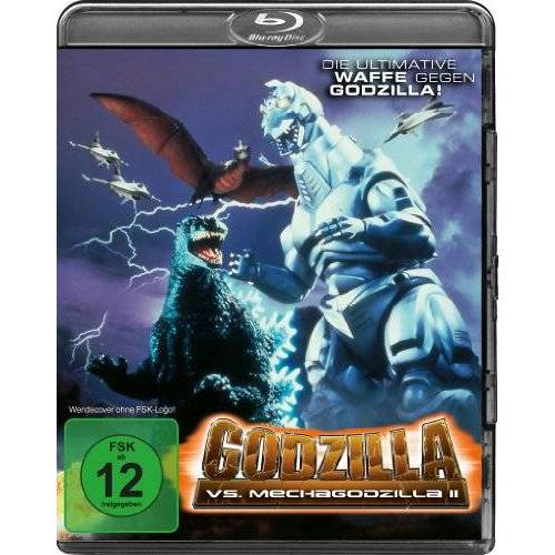 Takao Okawara - Godzilla vs. Mechagodzilla II [Blu-ray] - Preis vom 18.10.2020 04:52:00 h