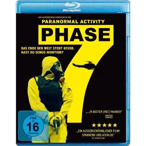 Nicolas Goldbart - Phase 7 [Blu-ray] - Preis vom 20.10.2020 04:55:35 h