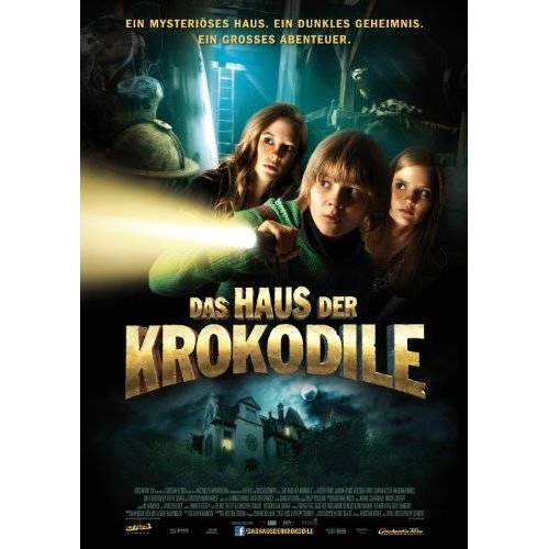 Cyrill Boss - Das Haus der Krokodile [Blu-ray] - Preis vom 03.05.2021 04:57:00 h