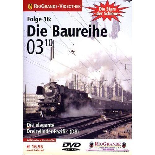 - Die Baureihe 03.10 - Die elegante Dreizylinder-Pazifik - Preis vom 06.09.2020 04:54:28 h