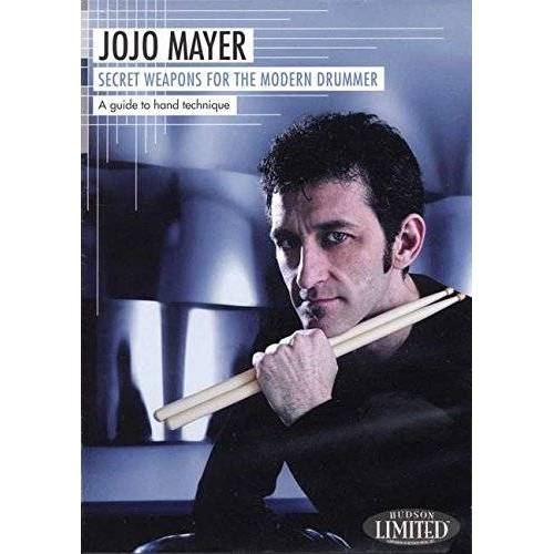 Jojo Mayer - Secret Weapons for the Modern Drummer: A Guide to Hand Technique - Preis vom 06.03.2021 05:55:44 h