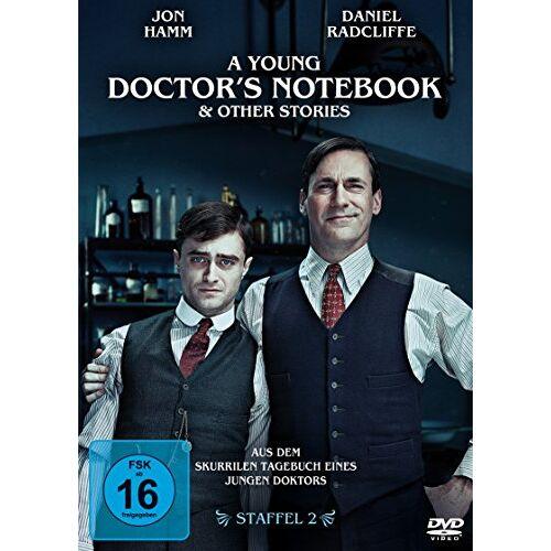 Robert McKillop - A Young Doctor's Notebook - Staffel 2 - Preis vom 06.05.2021 04:54:26 h