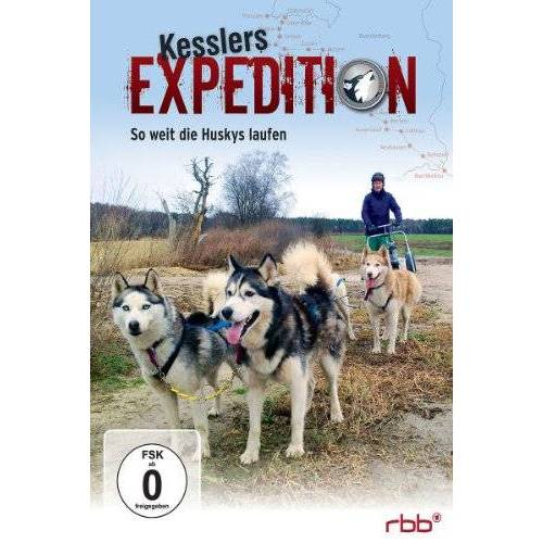 Michael Kessler - Kesslers Expedition - So weit die Huskys laufen - Preis vom 20.10.2020 04:55:35 h