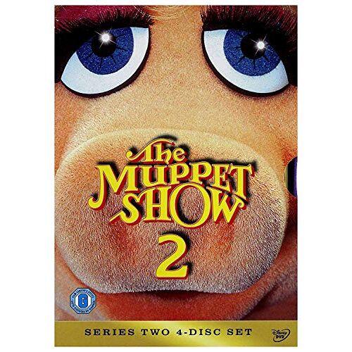 Frank Oz - MUPPETS SHOW SEASON 2 - MUPPETS SHOW SEASON 2 (4 DVD) - Preis vom 04.09.2020 04:54:27 h