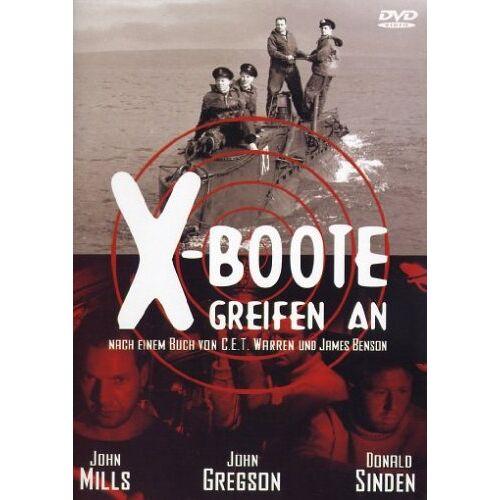 Ralph Thomas - X-Boote greifen an - Preis vom 21.04.2021 04:48:01 h