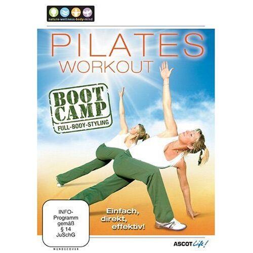 Ken Gray - Pilates Bootcamp - Workout - Preis vom 15.10.2019 05:09:39 h