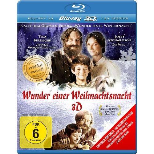 Bill Clark - Wunder einer Weihnachtsnacht 3D [3D Blu-ray] - Preis vom 20.10.2020 04:55:35 h