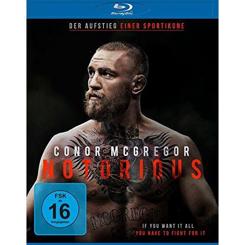 Conor Mcgregor - Conor McGregor-Notorious [Blu-ray] - Preis vom 10.04.2021 04:53:14 h