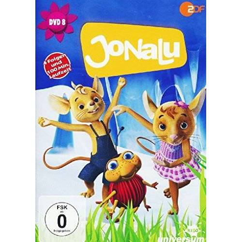 Nina Wels - JoNaLu - DVD 8 - Preis vom 20.10.2020 04:55:35 h
