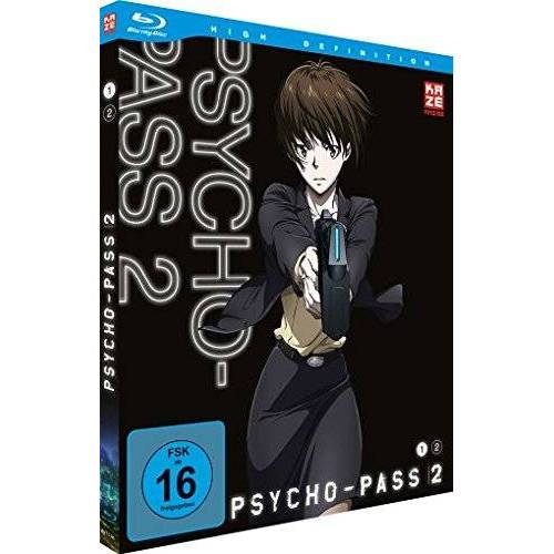 Kiyotaka Suzuki - Psycho Pass - 2. Staffel - Box Vol.1 [Blu-ray] - Preis vom 15.01.2021 06:07:28 h
