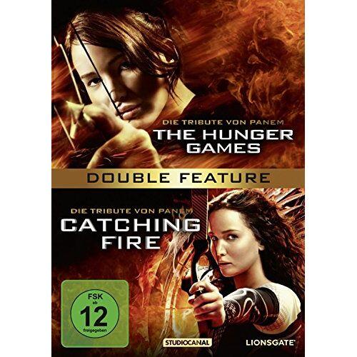 - Die Tribute von Panem - The Hunger Games/Catching Fire - inkl. Kinogutschein für Mockingjay Teil 1 (exklusiv bei Amazon.de) [Limited Edition] [2 DVDs] - Preis vom 16.01.2021 06:04:45 h