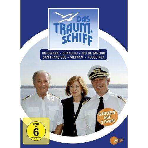 Fritz Umgelter - Das Traumschiff DVD-Box 6 - Preis vom 08.04.2020 04:59:40 h