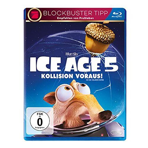 Michael Thurmeier - Ice Age 5 [Blu-ray] - Preis vom 18.04.2021 04:52:10 h