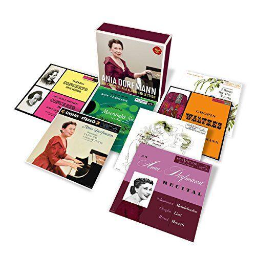 Ania Dorfmann - Ania Dorfmann-The Complete RCA Victor Recordings - Preis vom 13.04.2021 04:49:48 h