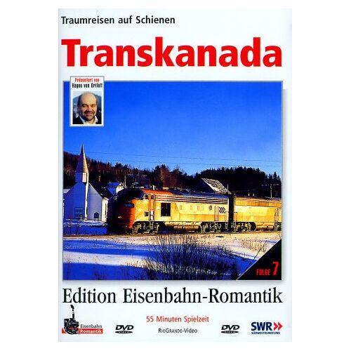 - Traumreisen auf Schienen: Transkanada (Edition Eisenbahn-Romantik, Folge 7) - Preis vom 25.02.2021 06:08:03 h