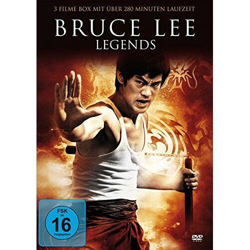 Bruce Lee - Bruce Lee Legends - Preis vom 06.09.2020 04:54:28 h