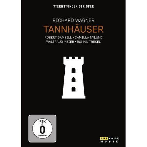 Lehnhoff - Sternstunden der Oper Wagner - Tannhäuser [2 DVDs] - Preis vom 19.01.2021 06:03:31 h