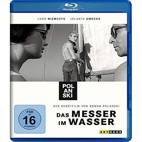 Roman Polanski - Das Messer im Wasser [Blu-ray] - Preis vom 05.09.2020 04:49:05 h