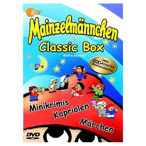 Various - Mainzelmännchen - Classic Box - Preis vom 28.03.2020 05:56:53 h