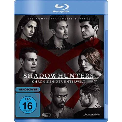 Harry Shum Jr. - Shadowhunters - Staffel 2 [Blu-ray] - Preis vom 05.09.2020 04:49:05 h
