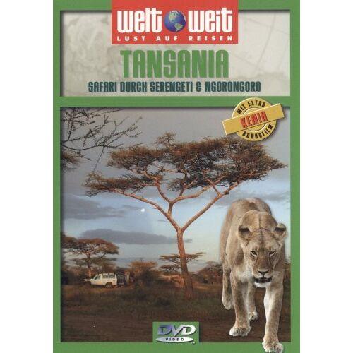 N.N. - Tansania / Serengeti & Ngorongoro - welt weit (Bonus: Kenia) - Preis vom 25.02.2021 06:08:03 h