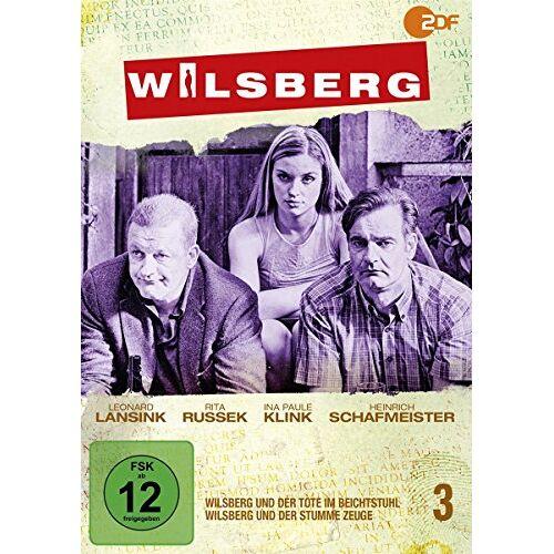 Manuel Siebenmann - Wilsberg 3 - Wilsberg und der Tote im Beichtstuhl / Wilsberg und der stumme Zeuge - Preis vom 20.10.2020 04:55:35 h