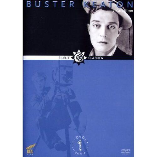 Buster Keaton - Buster Keaton, Vol. 01 - Preis vom 17.01.2021 06:05:38 h
