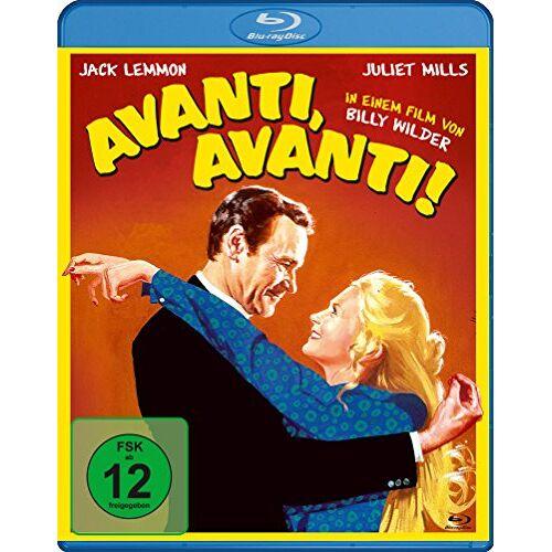 Billy Wilder - Avanti, Avanti! [Blu-ray] - Preis vom 15.04.2021 04:51:42 h