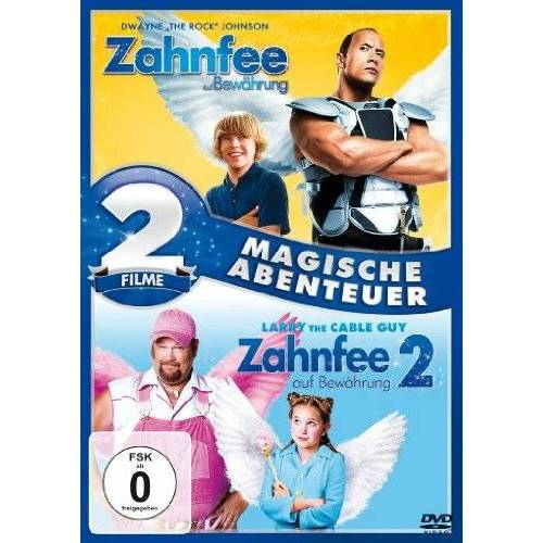 Michael Lembeck - Zahnfee auf Bewährung / Zahnfee auf Bewährung 2 [2 DVDs] - Preis vom 04.10.2020 04:46:22 h