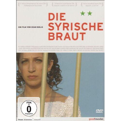 Eran Riklis - Die syrische Braut - Preis vom 20.10.2020 04:55:35 h