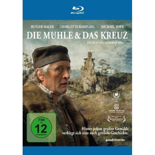 Lech Majewski - Die Mühle & das Kreuz (OmU) [Blu-ray] - Preis vom 28.02.2021 06:03:40 h