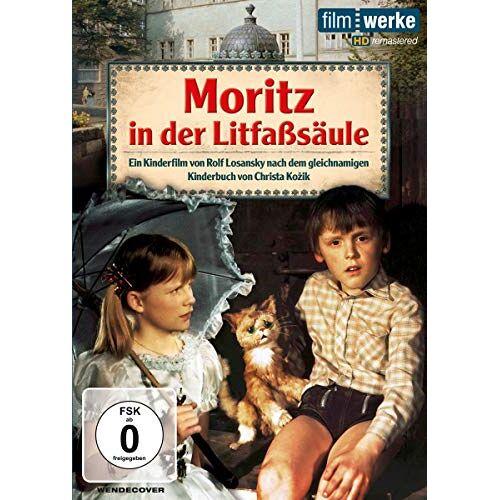 Rolf Losansky - Moritz In Der Litfasssäule (HD Remastered) - Preis vom 24.01.2021 06:07:55 h