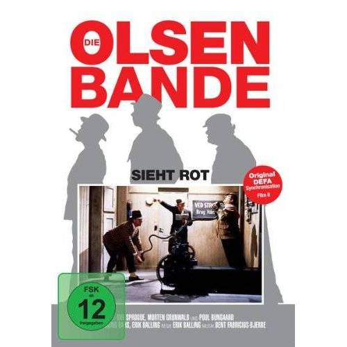 Erik Balling - Die Olsenbande sieht rot - Preis vom 20.10.2020 04:55:35 h