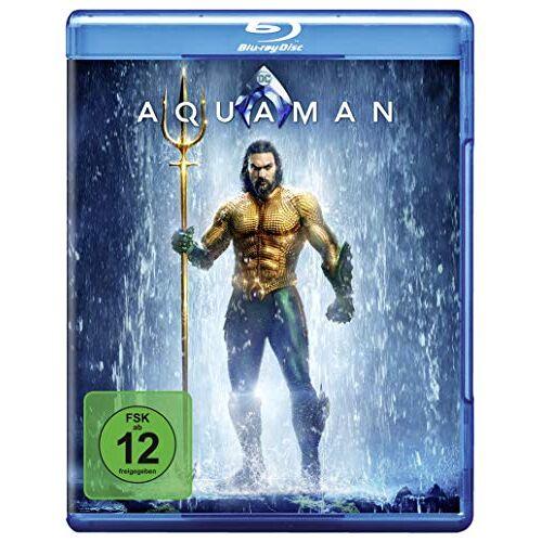 James Wan - Aquaman [Blu-ray] - Preis vom 05.03.2021 05:56:49 h