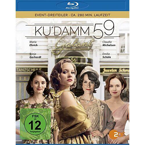 Sven Bohse - Ku'damm 59 [Blu-ray] - Preis vom 18.10.2020 04:52:00 h