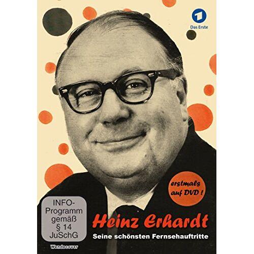 Various - Heinz Erhardt - Seine schönsten Fernsehauftritte (1959-1971) - Preis vom 27.02.2021 06:04:24 h