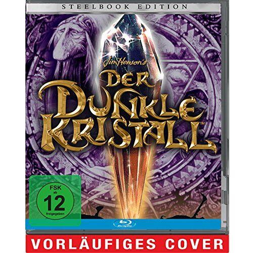 Frank Oz - Der dunkle Kristall - Steelbook [Blu-ray] - Preis vom 13.05.2021 04:51:36 h