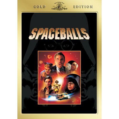 Mel Brooks - Spaceballs (Gold Edition) [2 DVDs] - Preis vom 14.05.2021 04:51:20 h