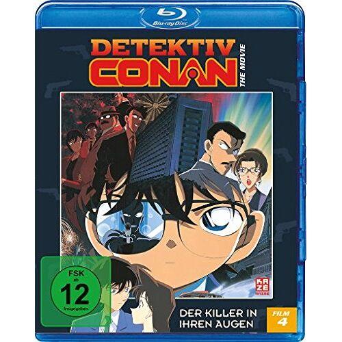 Kanetsugu Kodama - Detektiv Conan - 4. Film: Der Killer in ihren Augen [Blu-ray] - Preis vom 20.10.2020 04:55:35 h