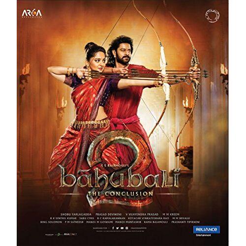 - Bahubali 2 The Conclusion Blu-Ray - Preis vom 18.10.2020 04:52:00 h
