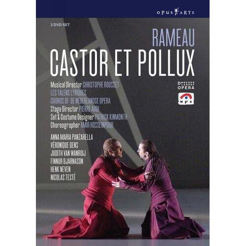 Misjel Vermeiren - Jean-Philippe Rameau - Castor et ... [2 DVDs] - Preis vom 15.04.2021 04:51:42 h