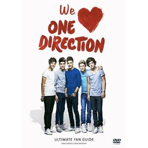 Les Seaman - One Direction - We Love One Direction - Preis vom 21.10.2019 05:04:40 h