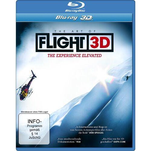 Curt Morgan - The Art of Flight 3D (Special Edition mit Lenticular Card) [3D Blu-ray] - Preis vom 18.10.2020 04:52:00 h