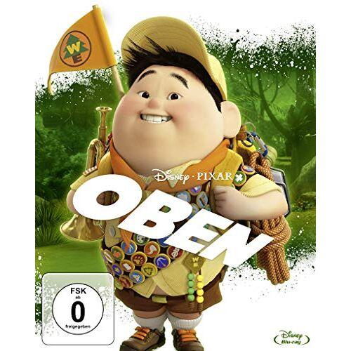 Peter Docter - Oben [Blu-ray] - Preis vom 10.09.2020 04:46:56 h